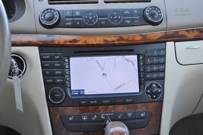 2006 Mercedes-Benz E-Class AWD E 350 4MATIC 4dr Sedan - Billerica MA