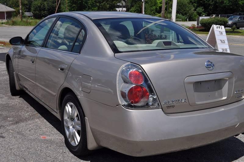 2006 Nissan Altima 2.5 S 4dr Sedan w/Automatic - Billerica MA