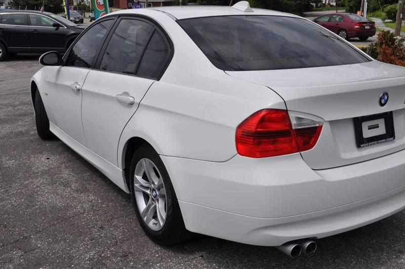 2008 BMW 3 Series AWD 328xi 4dr Sedan SULEV - Billerica MA