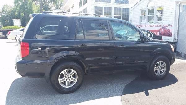 2004 Honda Pilot 4dr EX-L 4WD SUV w/Leather - Billerica MA