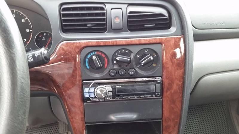 2004 Subaru Outback AWD 4dr Wagon - Billerica MA