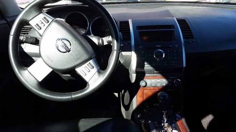 2007 Nissan Maxima 3.5 SL 4dr Sedan - Billerica MA