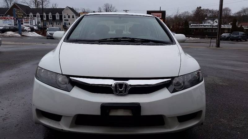 2010 Honda Civic LX 4dr Sedan 5A - Billerica MA