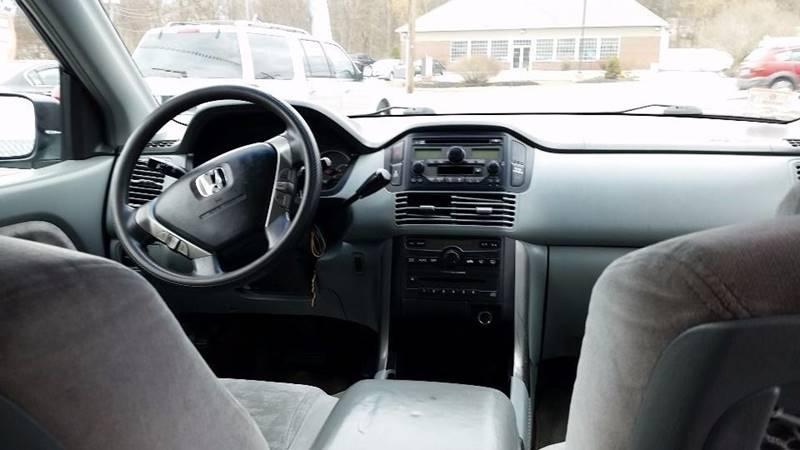 2005 Honda Pilot EX 4WD 4dr SUV - Billerica MA