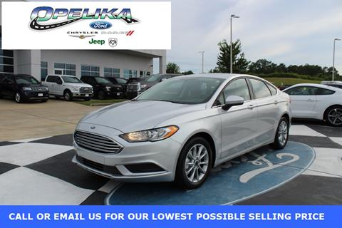 2017 Ford Fusion for sale in Opelika, AL
