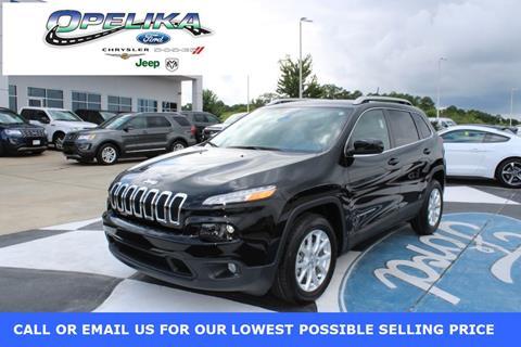 2017 Jeep Cherokee for sale in Opelika, AL
