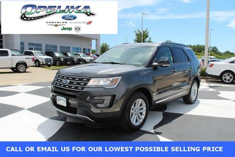2017 Ford Explorer for sale in Opelika, AL