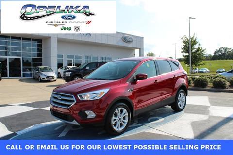 2017 Ford Escape for sale in Opelika, AL