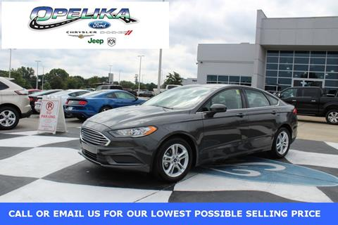 2018 Ford Fusion for sale in Opelika, AL