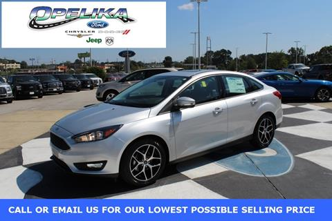 2017 Ford Focus for sale in Opelika, AL