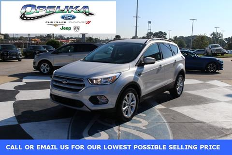 2018 Ford Escape for sale in Opelika, AL