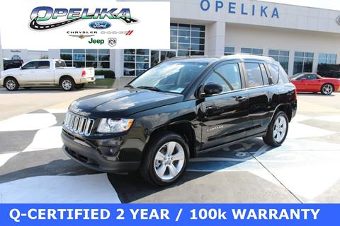 2013 Jeep Compass for sale in Opelika, AL