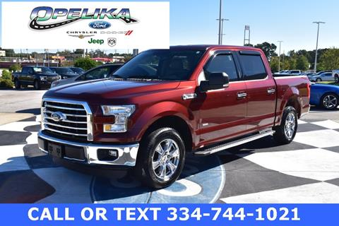 2015 Ford F-150 for sale in Opelika, AL