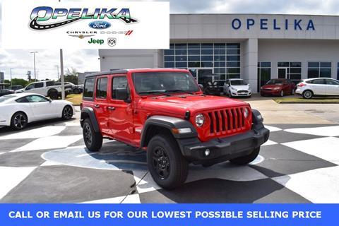 2018 Jeep Wrangler Unlimited for sale in Opelika, AL