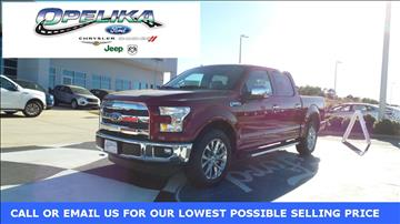 2016 Ford F-150 for sale in Opelika, AL