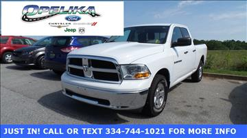 2012 RAM Ram Pickup 1500 for sale in Opelika, AL