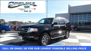 2017 Ford Expedition for sale in Opelika, AL
