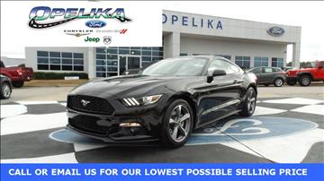 2017 Ford Mustang for sale in Opelika, AL