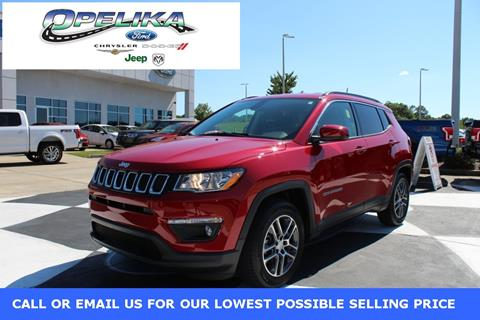 2017 Jeep Compass for sale in Opelika, AL