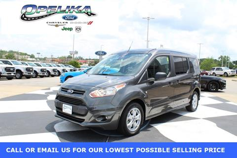 2017 Ford Transit Connect Wagon for sale in Opelika, AL