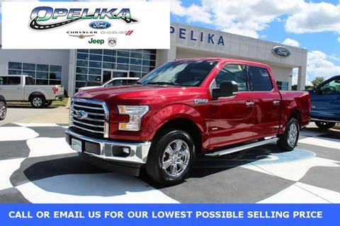 2017 Ford F-150 for sale in Opelika, AL