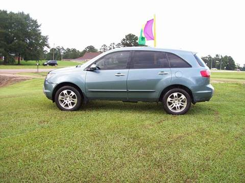 2008 Acura MDX for sale in Raymond, MS