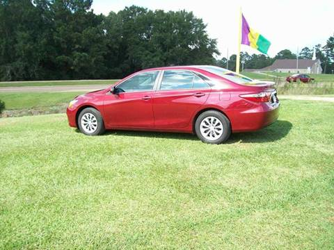 2015 Toyota Camry for sale in Raymond, MS