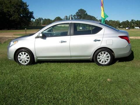 2012 Nissan Versa for sale in Raymond, MS