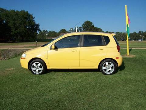 2007 Chevrolet Aveo for sale in Raymond, MS