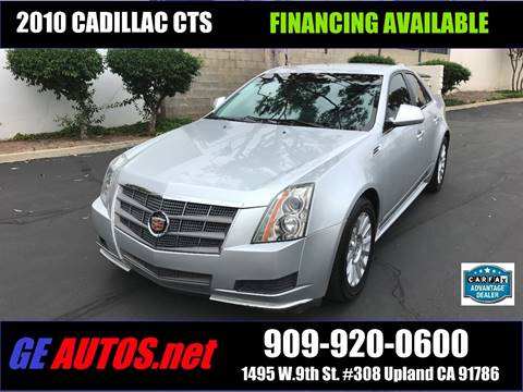 2010 Cadillac CTS for sale in Upland, CA