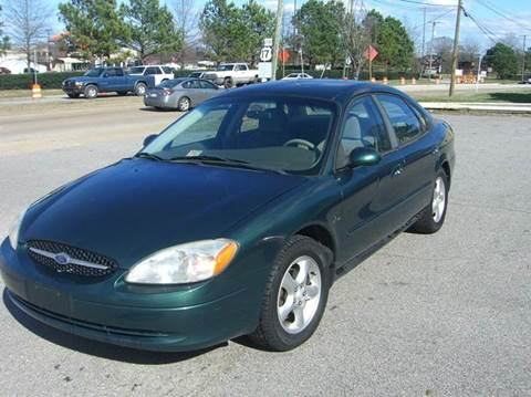 2000 Ford Taurus for sale in Portsmouth, VA