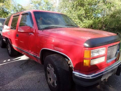 1999 GMC Yukon for sale in Bellevue, NE