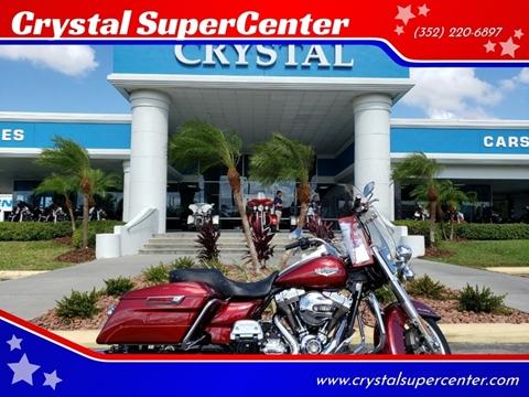 2016 Harley-Davidson FLHR for sale in Spring Hill, FL