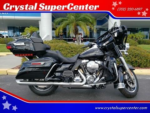 2015 Harley-Davidson FLHTK for sale in Spring Hill, FL