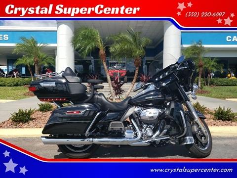 2017 Harley-Davidson FLHTK for sale in Spring Hill, FL