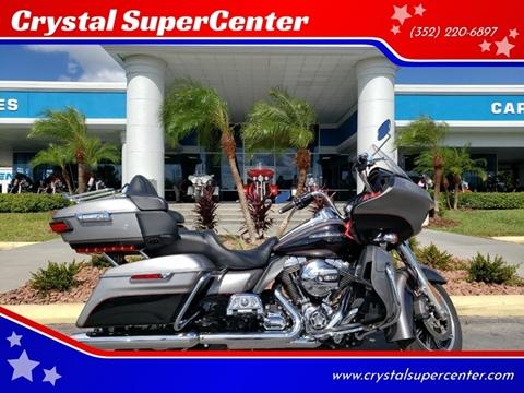 2016 Harley-Davidson FLTRU for sale in Spring Hill, FL