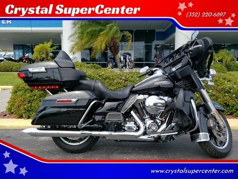 2016 Harley-Davidson FLHTCU for sale in Spring Hill, FL