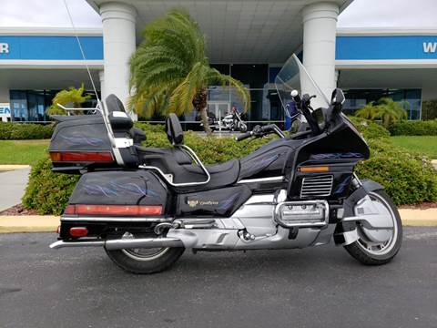 1993 Honda Goldwing for sale in Spring Hill, FL