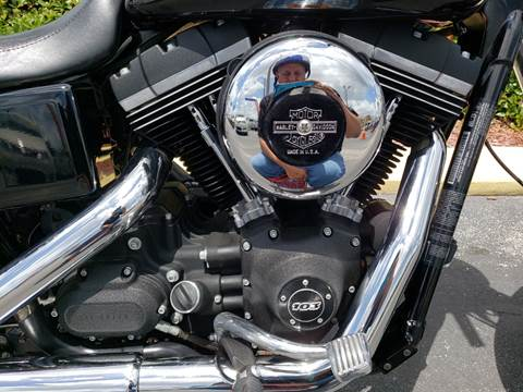2015 Harley-Davidson FXDB