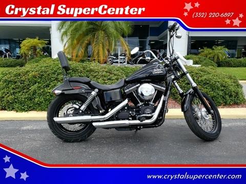 2015 Harley-Davidson FXDB for sale in Spring Hill, FL