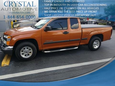 2005 GMC Canyon for sale in Spring Hill, FL