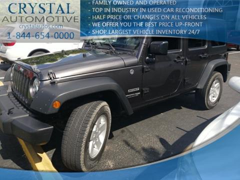 2018 Jeep Wrangler Unlimited for sale in Spring Hill, FL