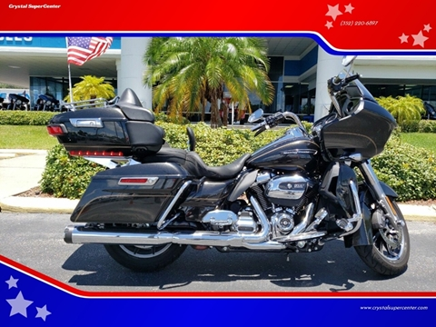 2017 Harley-Davidson FLTRU for sale in Spring Hill, FL