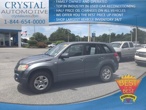 2007 Suzuki Grand Vitara for sale in Spring Hill, FL