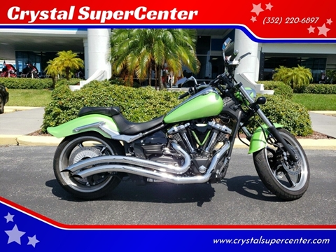 2009 Yamaha Raider for sale in Spring Hill, FL