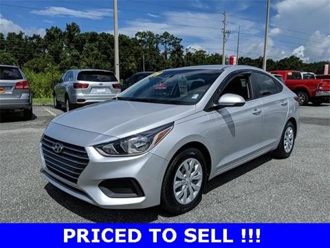 2019 Hyundai Accent for sale in Spring Hill, FL