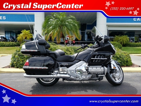 2006 Honda Goldwing for sale in Spring Hill, FL