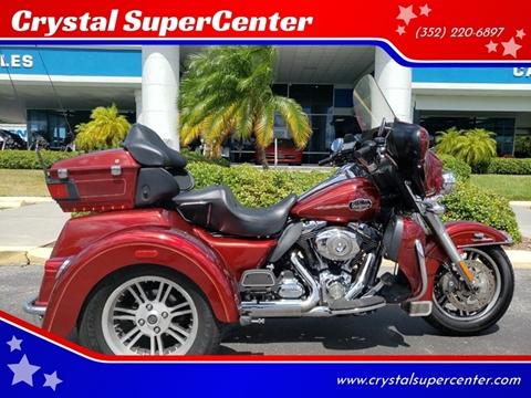 2009 Harley-Davidson FLHTCUTG for sale in Spring Hill, FL