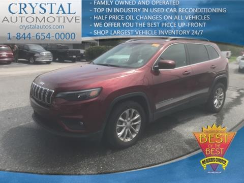 2019 Jeep Cherokee for sale in Spring Hill, FL