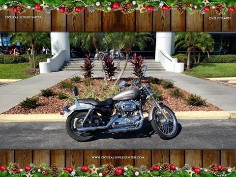 2007 Harley-Davidson Sportster for sale in Spring Hill, FL